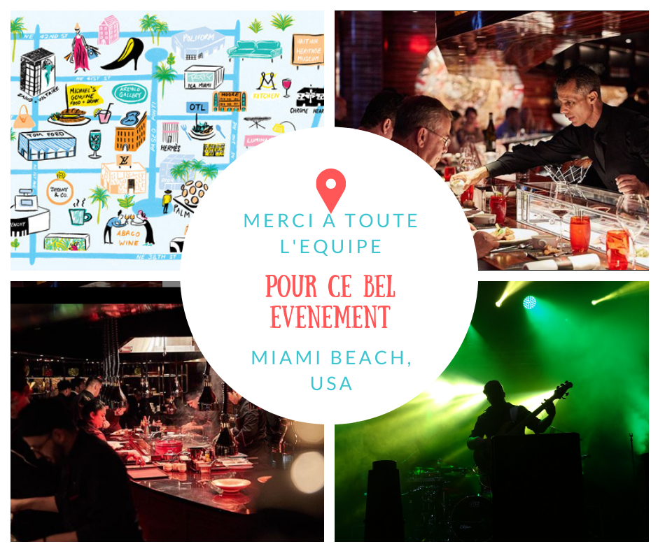 Incentive Miami - Paradise Events - Nathalie Woog