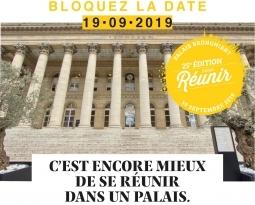 Salon événementiel Réunir  Septembre 2019 …