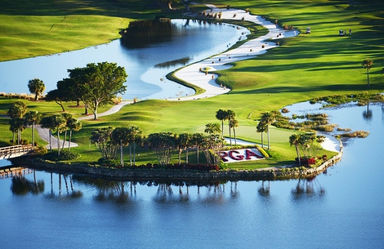 Golf PGA Tour Team Building - Paradise Events - Organisation Evénement et Séjours d'Exception Miami, Floride & Paris