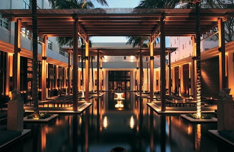 Réceptif Hotel Setai - Paradise Events - Organisation Evénement et Séjours d'Exception Miami, Floride & Paris