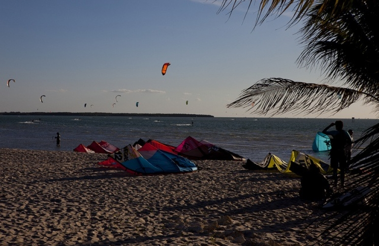 Kite Surf Team Building - Paradise Events - Organisation Evénement et Séjours d'Exception Miami, Floride & Paris