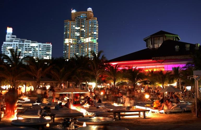 Nikki Beach Restaurant - Paradise Events - Organisation Evénement et Séjours d'Exception Miami, Floride & Paris