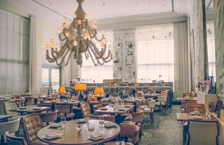 Restaurant SLS Hotel - Paradise Events - Organisation Evénement et Séjours d'Exception Miami, Floride & Paris