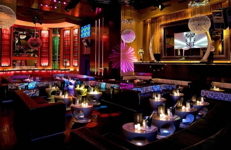 Set Club Restaurant - Paradise Events - Organisation Evénement et Séjours d'Exception Miami, Floride & Paris