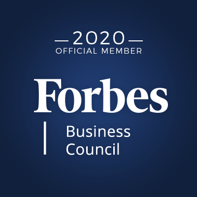 Forbes Business Council - Nathalie Woog Official Member since 2020